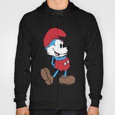 Mickey x Papa Smurf Hoody