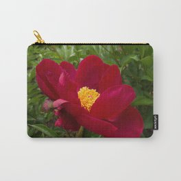 Red Velvet by Teresa Thompson Carry-All Pouch
