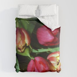 Lovely Flowers Comforters