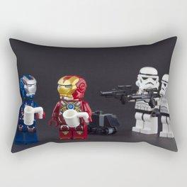 We found the Droids! Rectangular Pillow