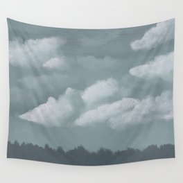 Chasing Clouds No 2 Wall Tapestry