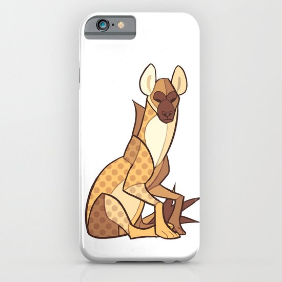 Hyena iPhone & iPod Case