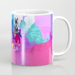 polo abstract Coffee Mug
