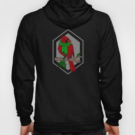 Chilly Cardinal Hoody