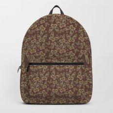 Chocolate Butterflies Backpack