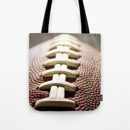 Football Season, American Sports, Pigskin Tote Bag