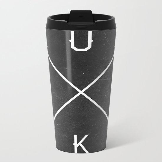 Fuck Metal Travel Mug