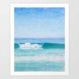Seascape I Art Print