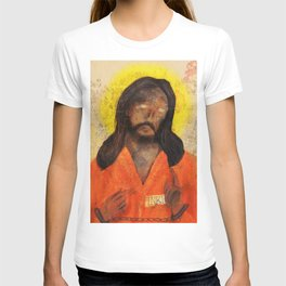 Jumpsuit Jesus T-shirt