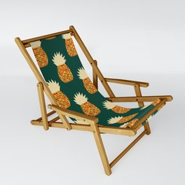 Pineapple Sling Chair