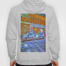 New York Police Department Pop Art Hoody