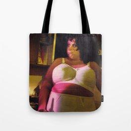 Fed Up Francine Fishpaw Tote Bag