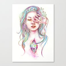 Kodama Canvas Print