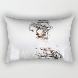 Fantomne de la Défense Rectangular Pillow
