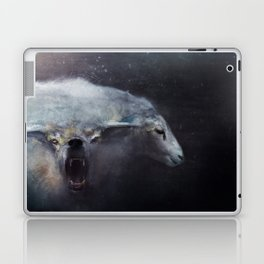 Wolf In Sheep's Clothing Laptop & iPad Skin