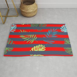 West Indian bush Rug