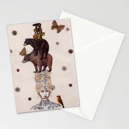 Bear Skin Stationery Cards