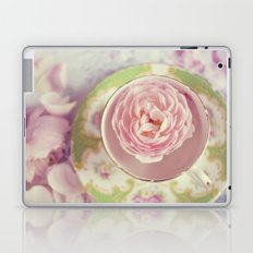 When Alice Came To Tea Laptop & iPad Skin