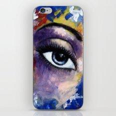 Title: Very Beautiful Eye painting iPhone & iPod Skin