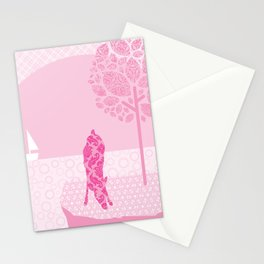 THE ONE-EYED DOE Stationery Cards