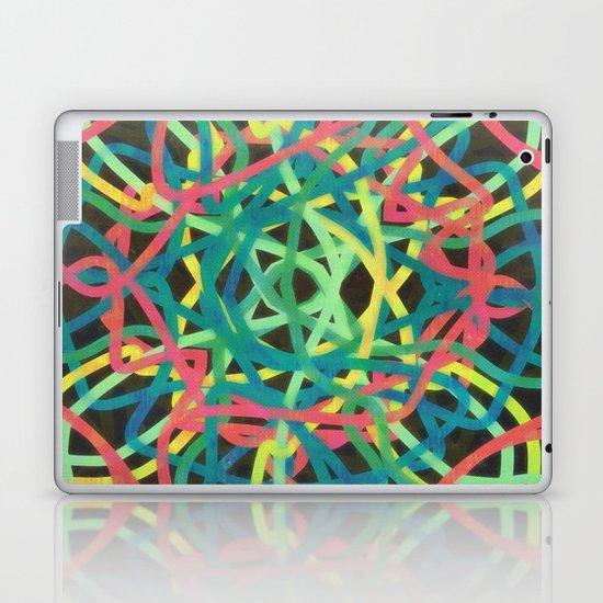 Maneuver Knox Laptop & iPad Skin