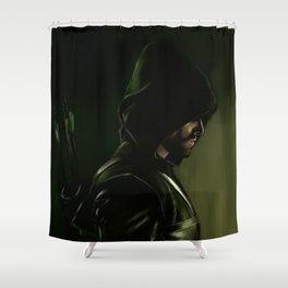 The Arrow Shower Curtain