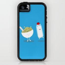 Cereal & Milk  iPhone Case