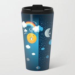Night and Day Travel Mug