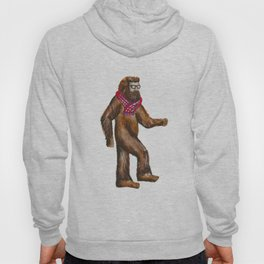 Hipstersquatch Hoody