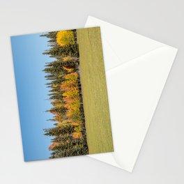 Autumn Colors - II, North_Rim Grand_Canyon, AZ Stationery Cards