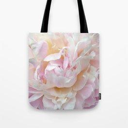Pink Petal Flower Power Tote Bag