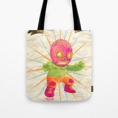 zombie ala lucha  Tote Bag