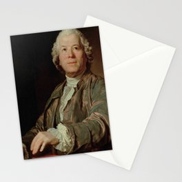 Joseph Siffrein Duplessis- Portrait of Gluck Stationery Cards