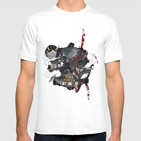 Kunoichi 3 of 4 T-shirt