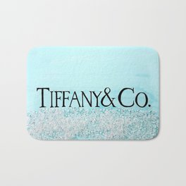 T - TIFFANY & CO Bath Mat