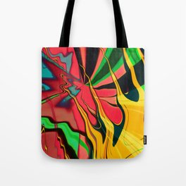 Shake off the Demon Tote Bag