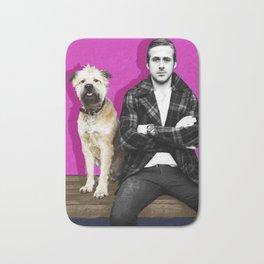 Ryan Gosling and friend Bath Mat