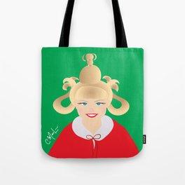 Cindy Lou Who Tote Bag