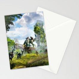 Manchester [Horizon Zero Dawn] Stationery Cards