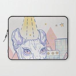 Alien Cat Laptop Sleeve