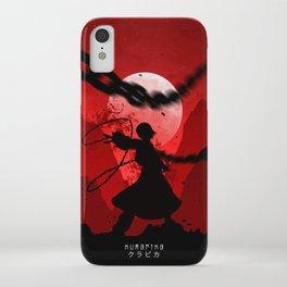hunter x hunter kurapika iPhone Case