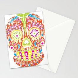 Calavera - Sugar Skull - Calexico Stationery Cards