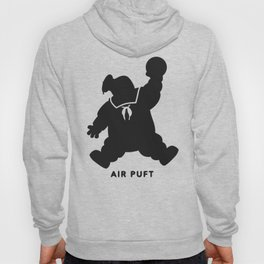 Air Puft: Stay Puft Marshmallow Man Hoody