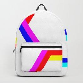 Penrose Hexagon Backpack
