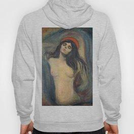 Madonna by Edvard Munch Hoody