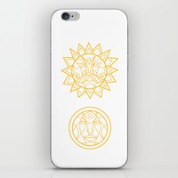 astrology iPhone & iPod Skins featuring Astrology 3 by Karthik