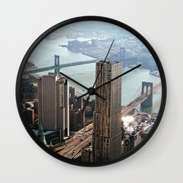 Vintage New City Wall Clock