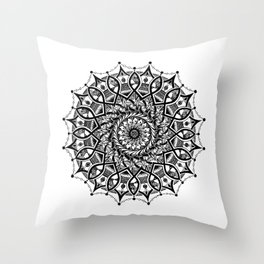 Madala 5 Throw Pillow