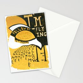Follow Bird Stationery Cards