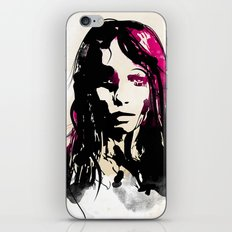 Drained iPhone & iPod Skin